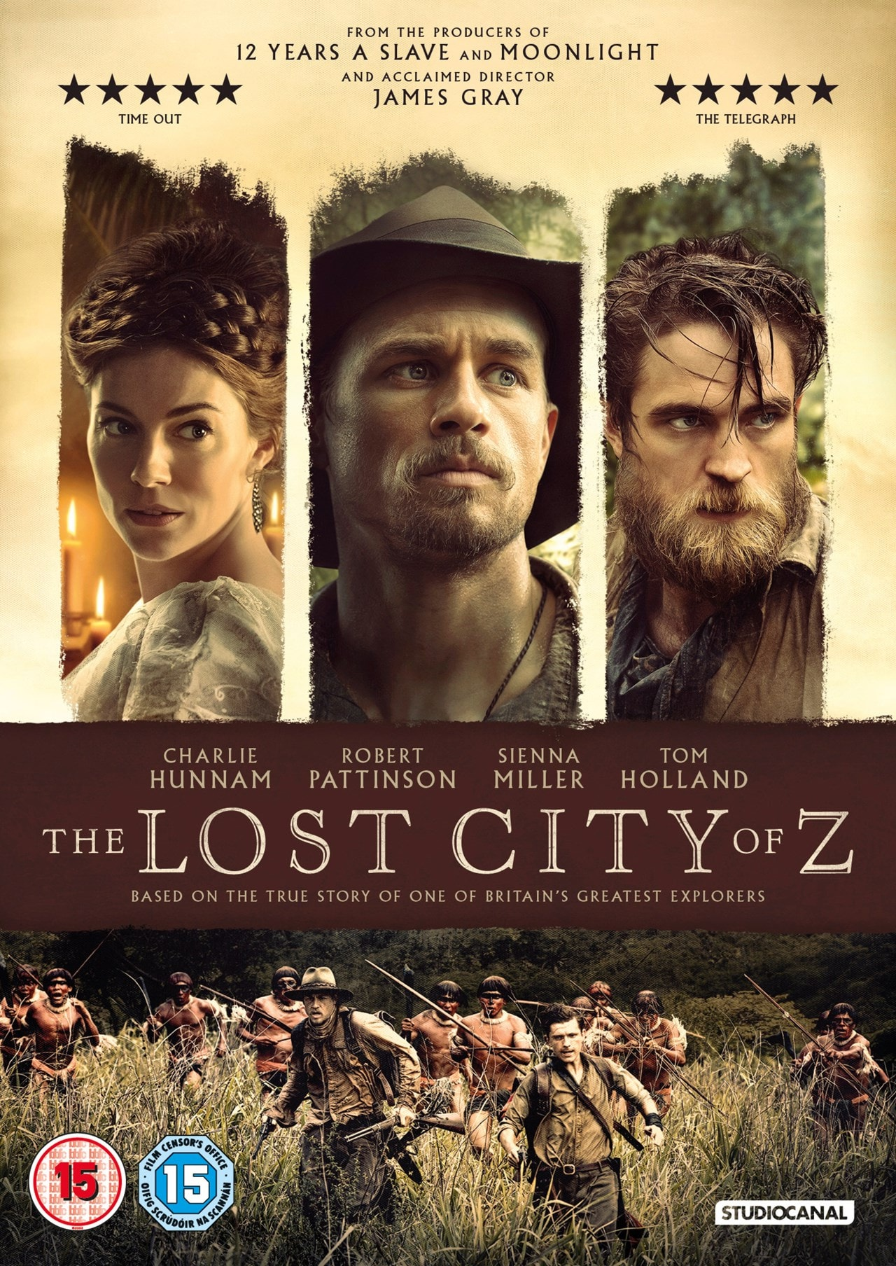 The Lost City of Z - 1