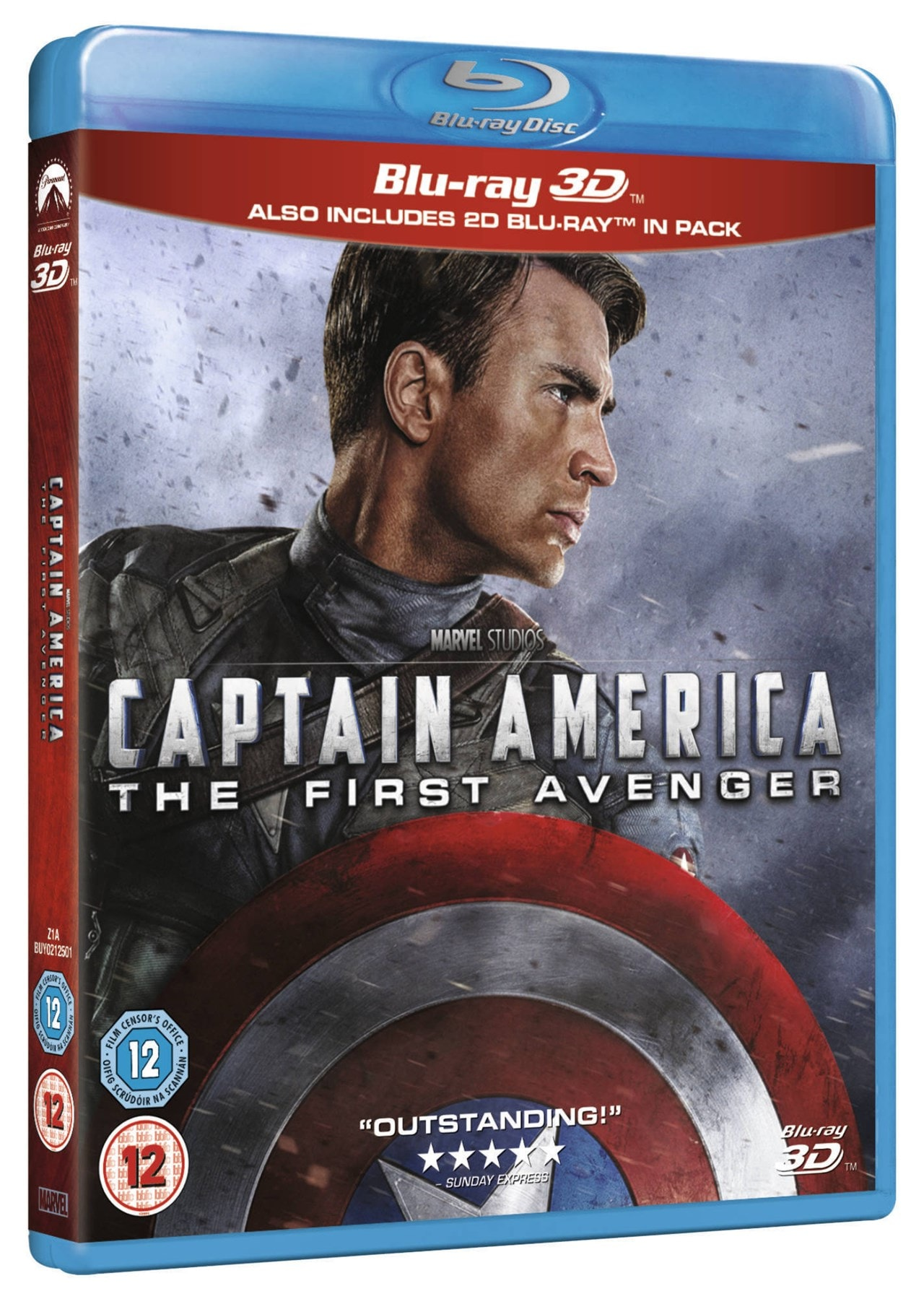 Captain America: The First Avenger - 2