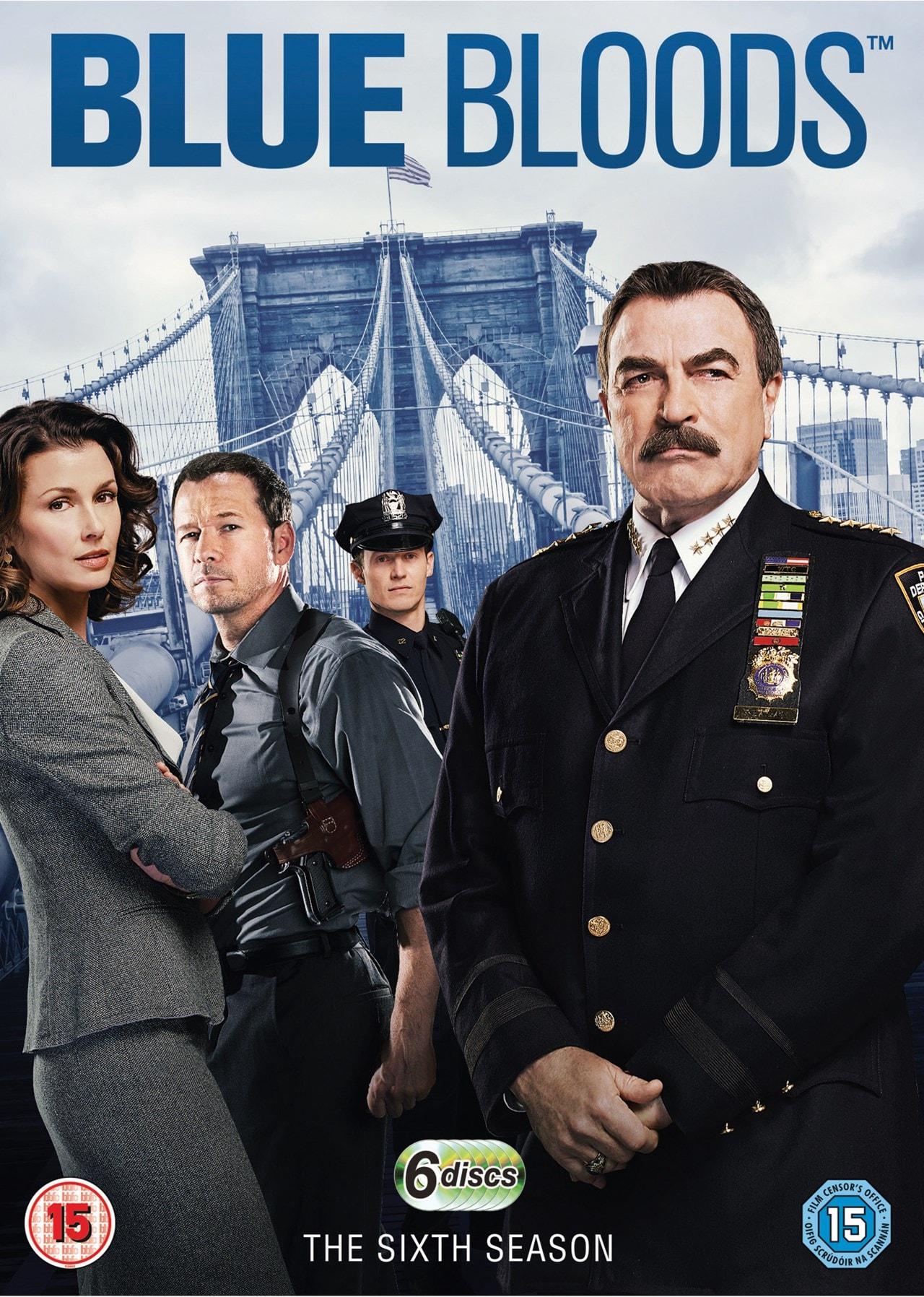 Blue Bloods: The Sixth Season - 1
