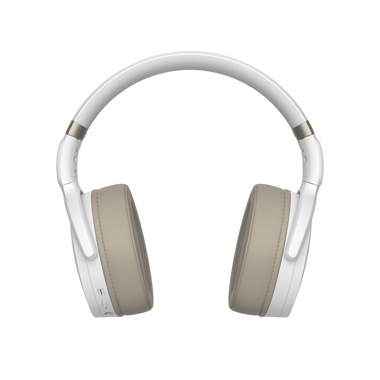 Sennheiser HD 450BT White Active Noise Cancelling Bluetooth Headphones (online only) - 3