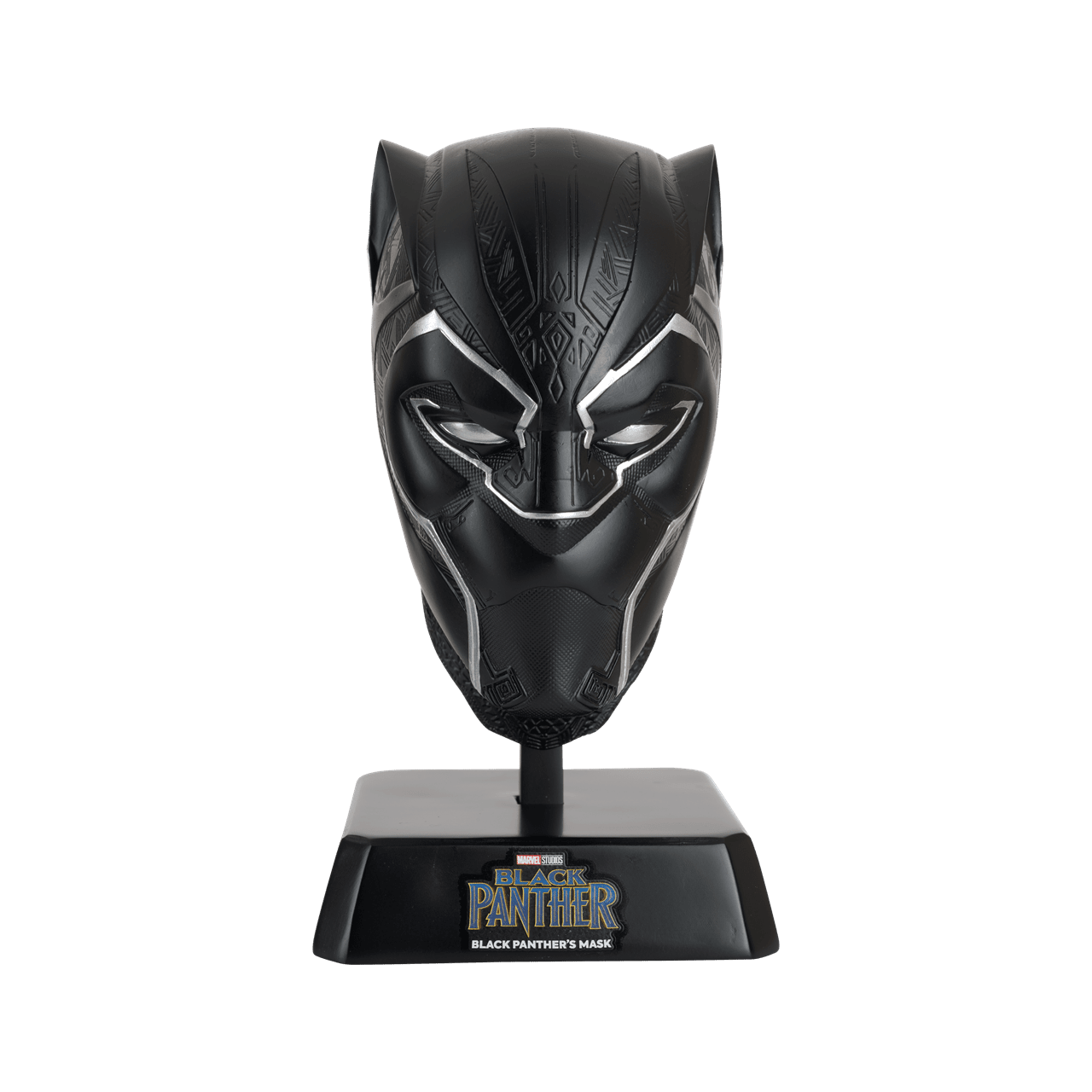 Black Panther Mask: Marvel Museum Replica Hero Collector - 1