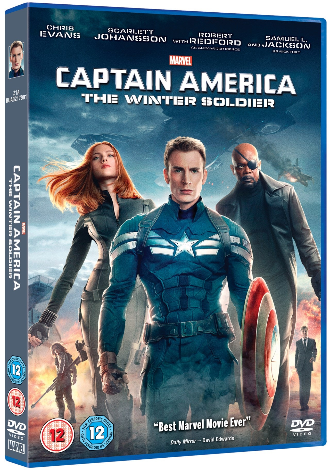 Captain America: The Winter Soldier - 4