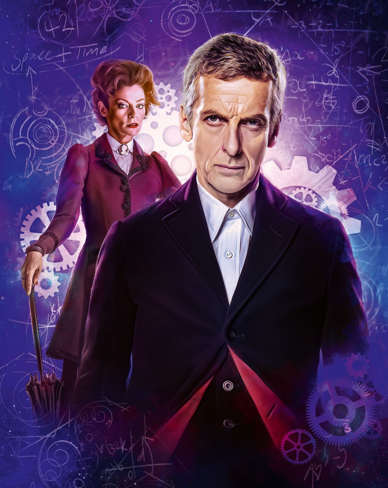 Doctor Who: The Complete Eighth Series Limited Edition Steelbook - 6