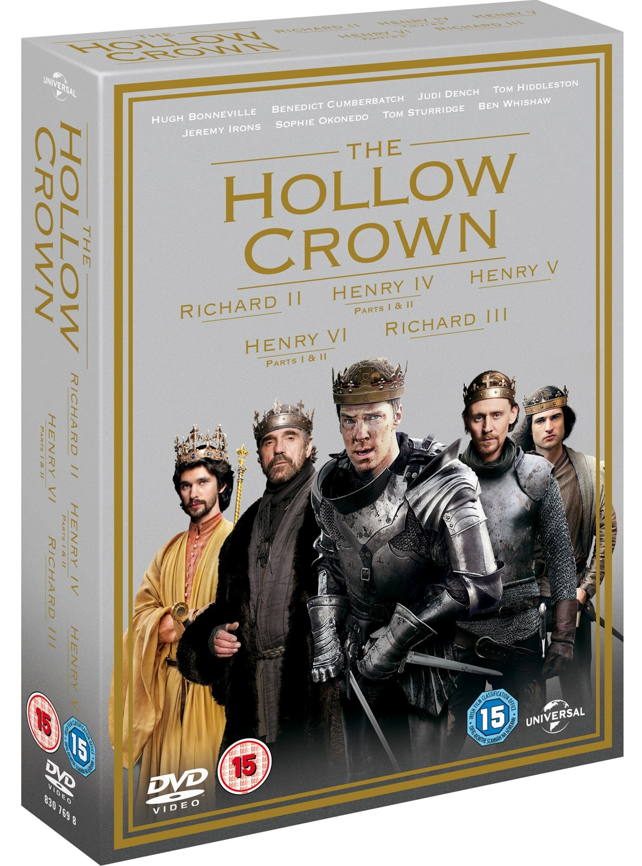 The Hollow Crown: Series 1 and 2 - 2