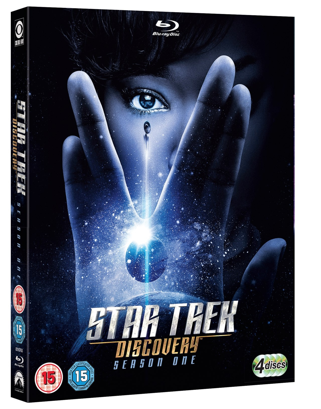 Star Trek: Discovery - Season 1 - 2