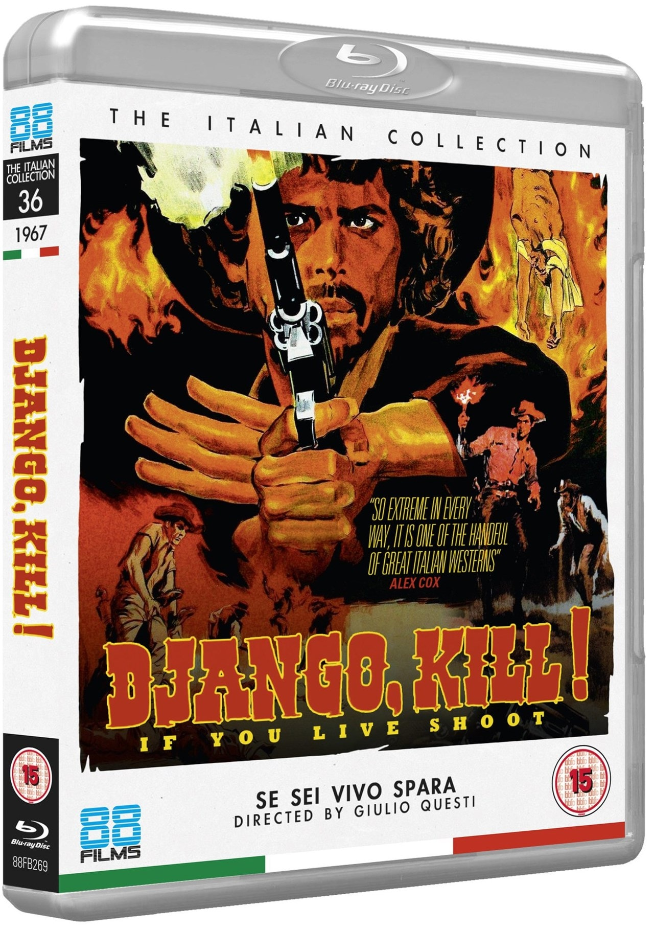 Django Kill - If You Live, Shoot! - 2
