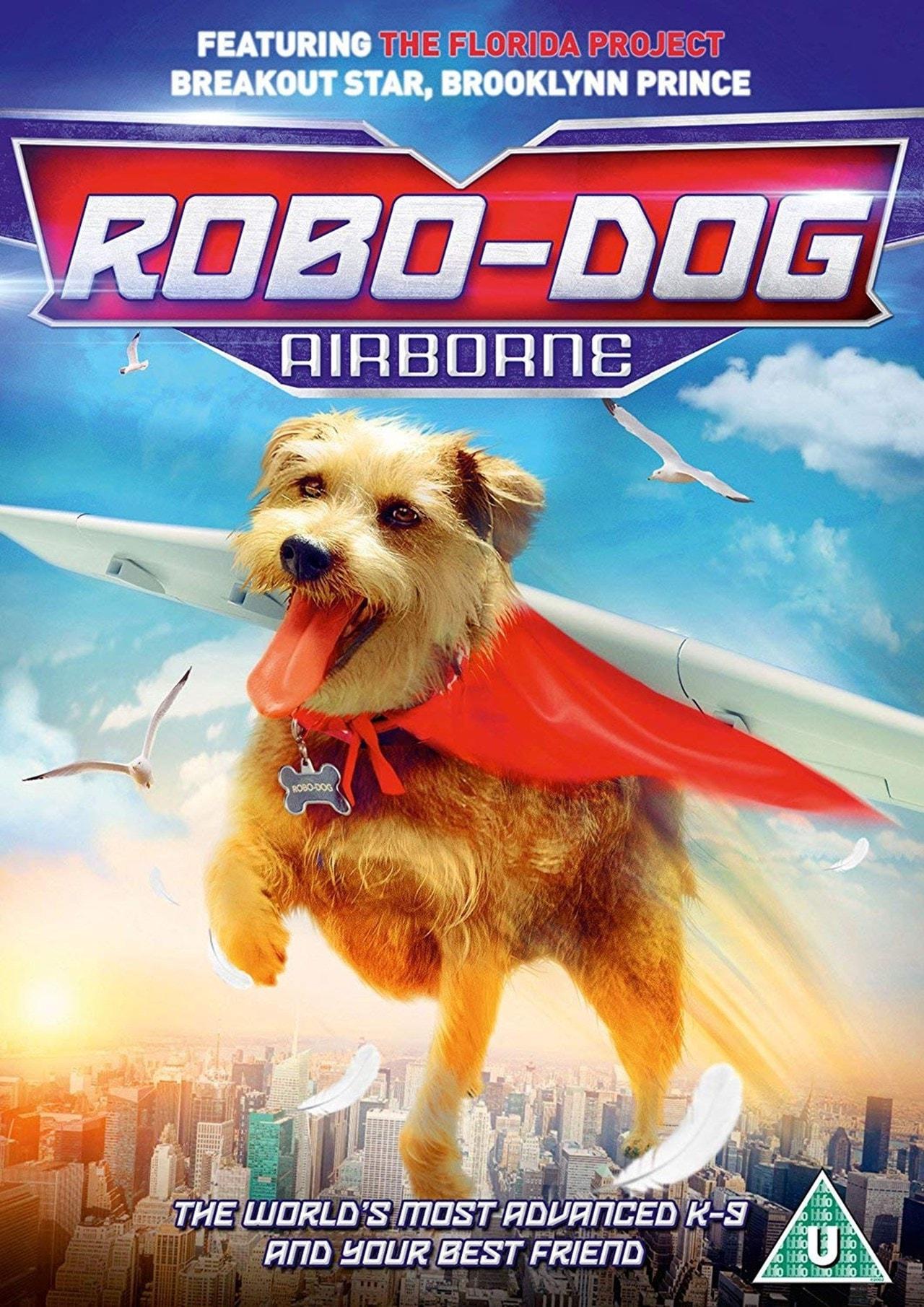 Robo-dog: Airborne - 1
