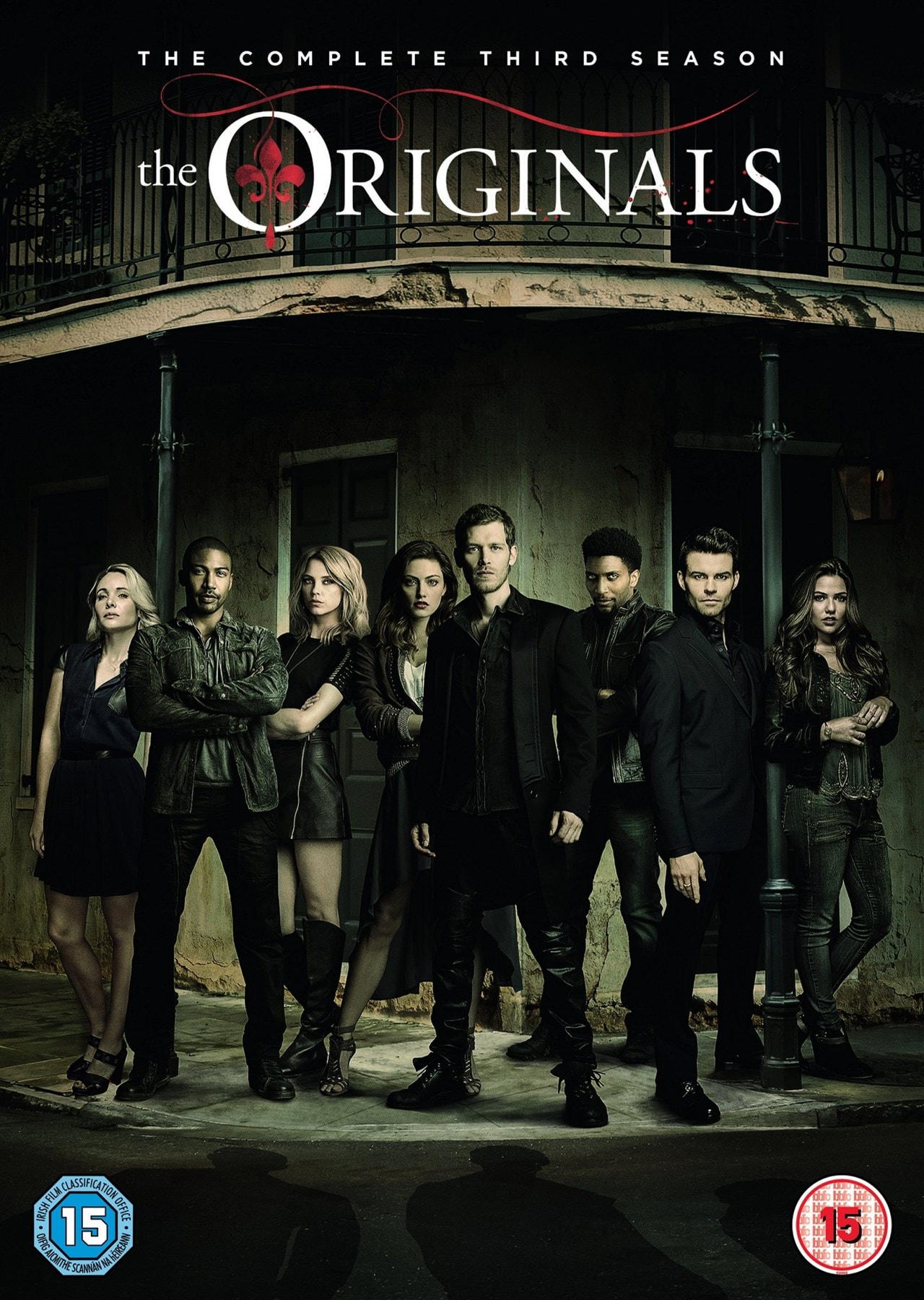 The Originals: The Complete Third Season - 1