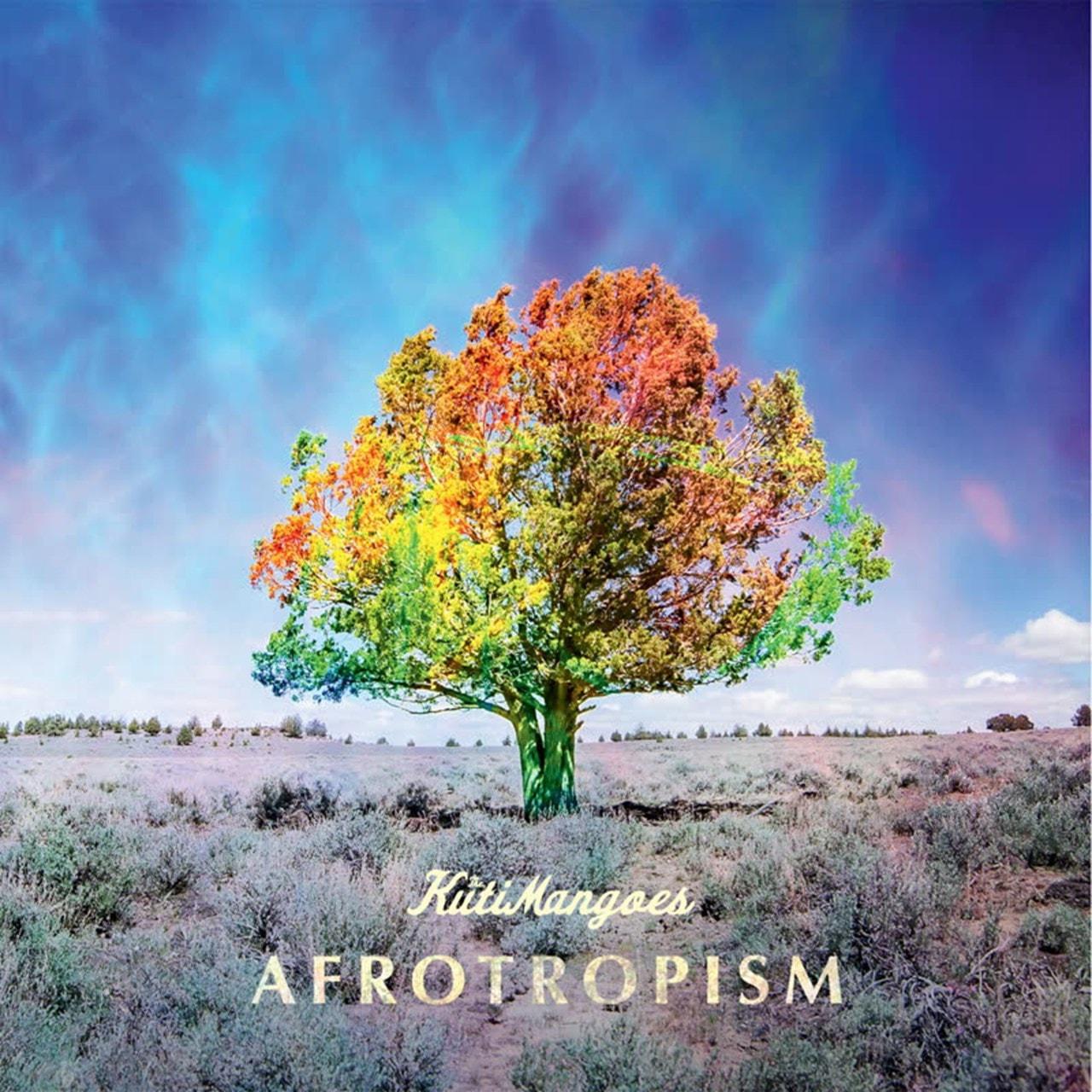 Afrotropism - 1