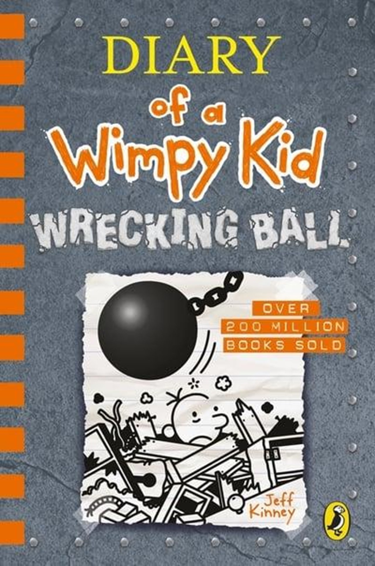 Diary of a Wimpy Kid: Wrecking Ball - 1