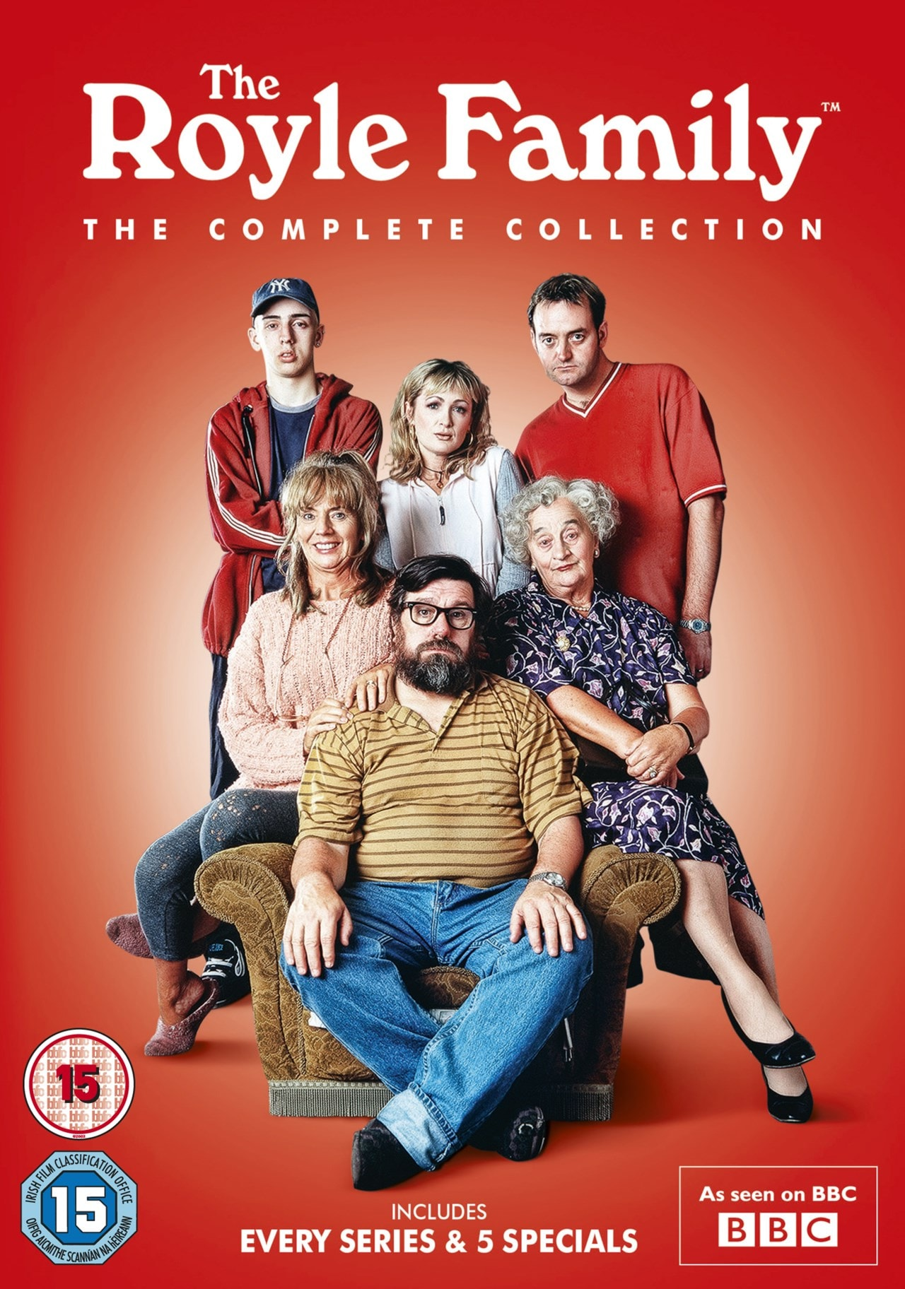 The Royle Family: The Complete Collection - 1