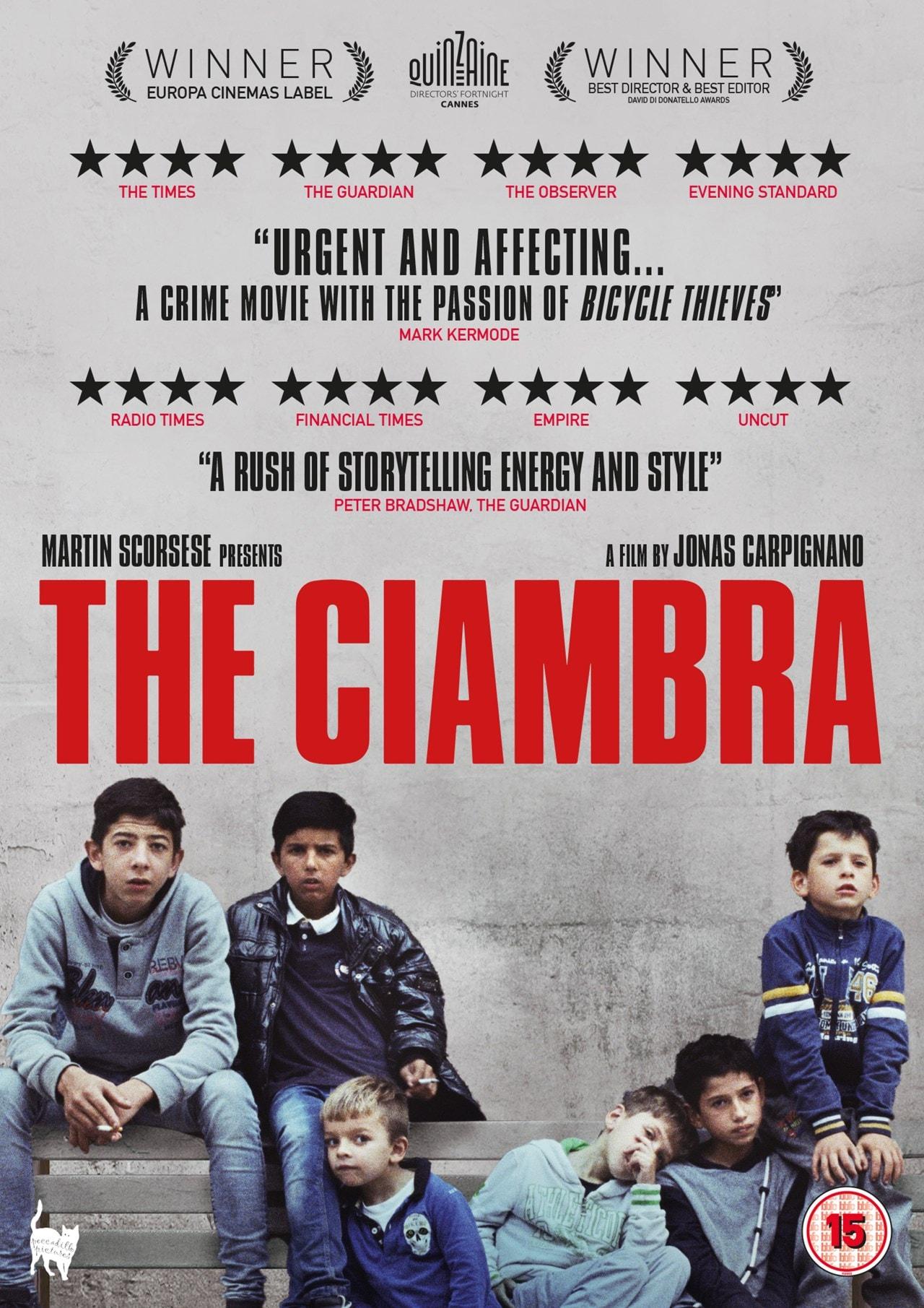 The Ciambra - 1