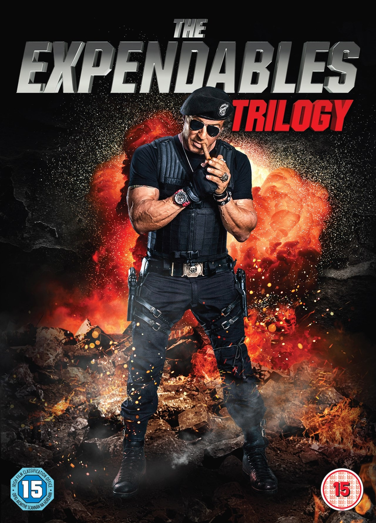 The Expendables Trilogy - 1
