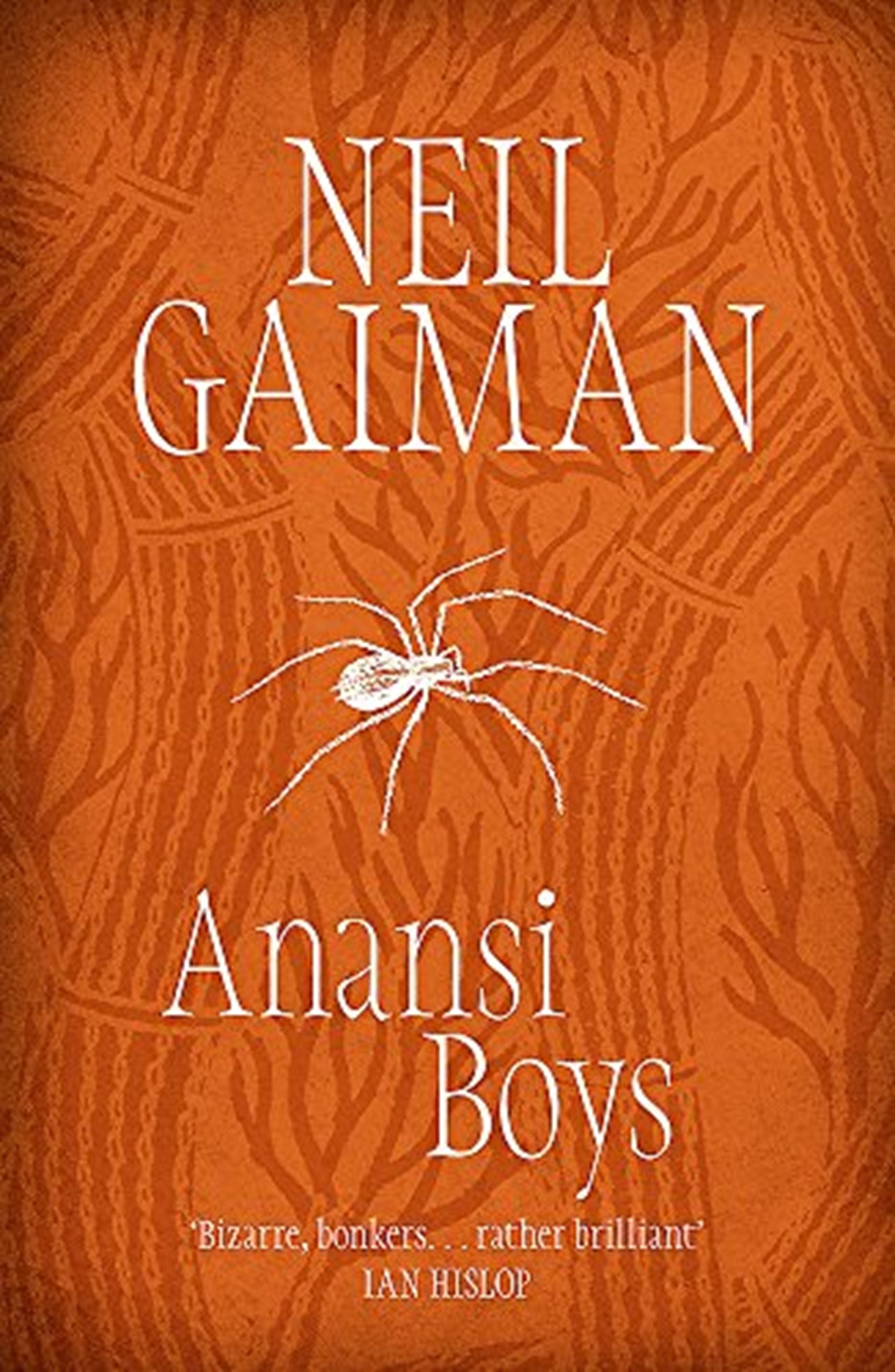 Anansi Boys - 1