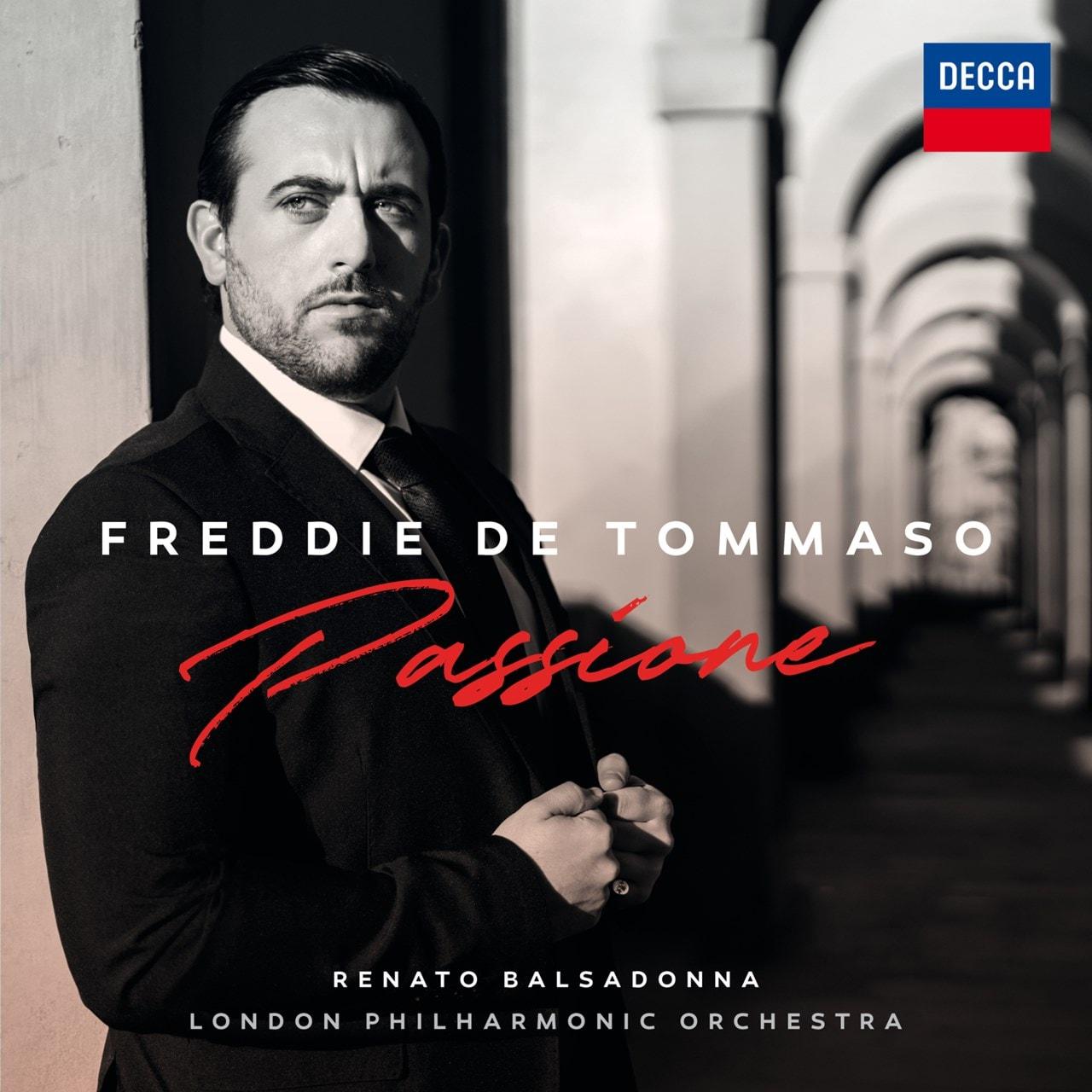 Freddie De Tommaso: Passione - 1