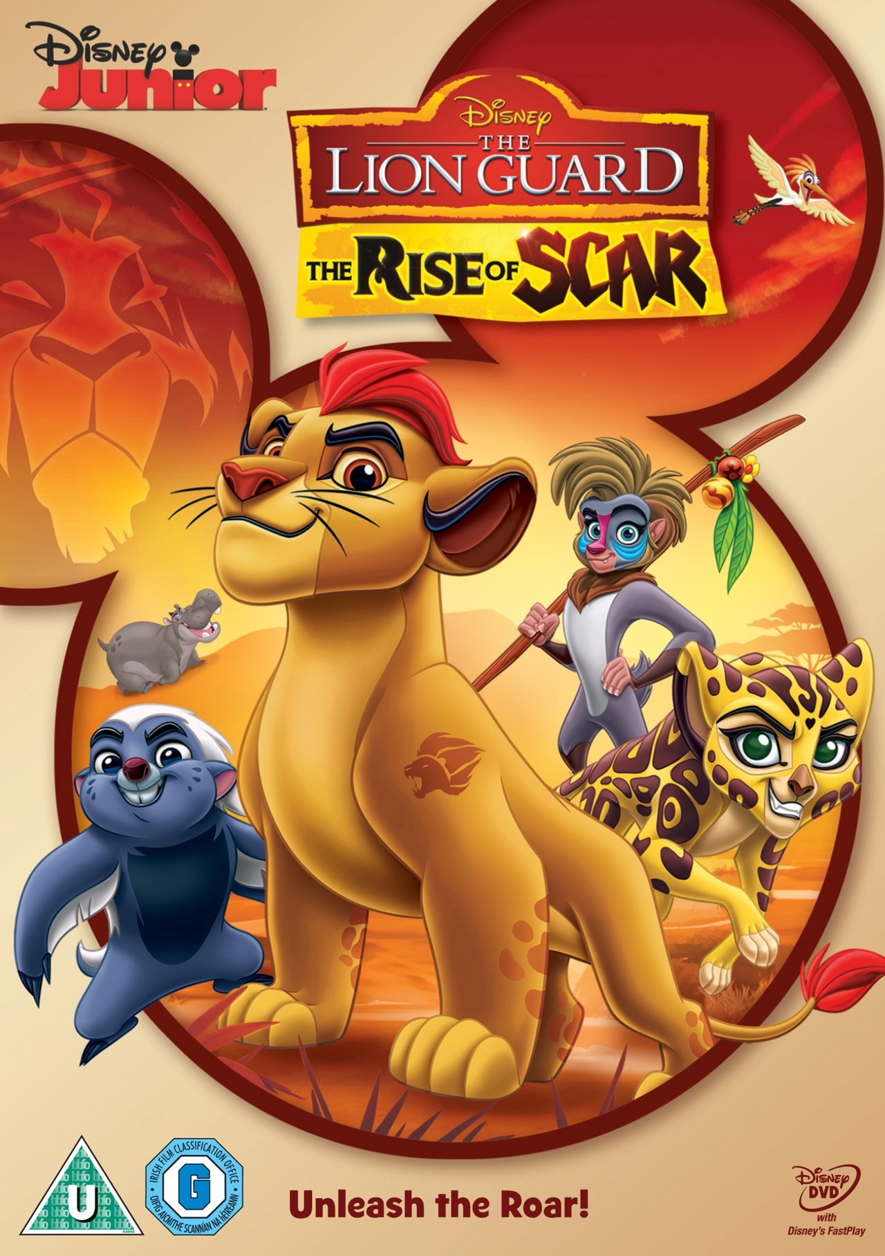 The Lion Guard - The Rise of Scar - 1