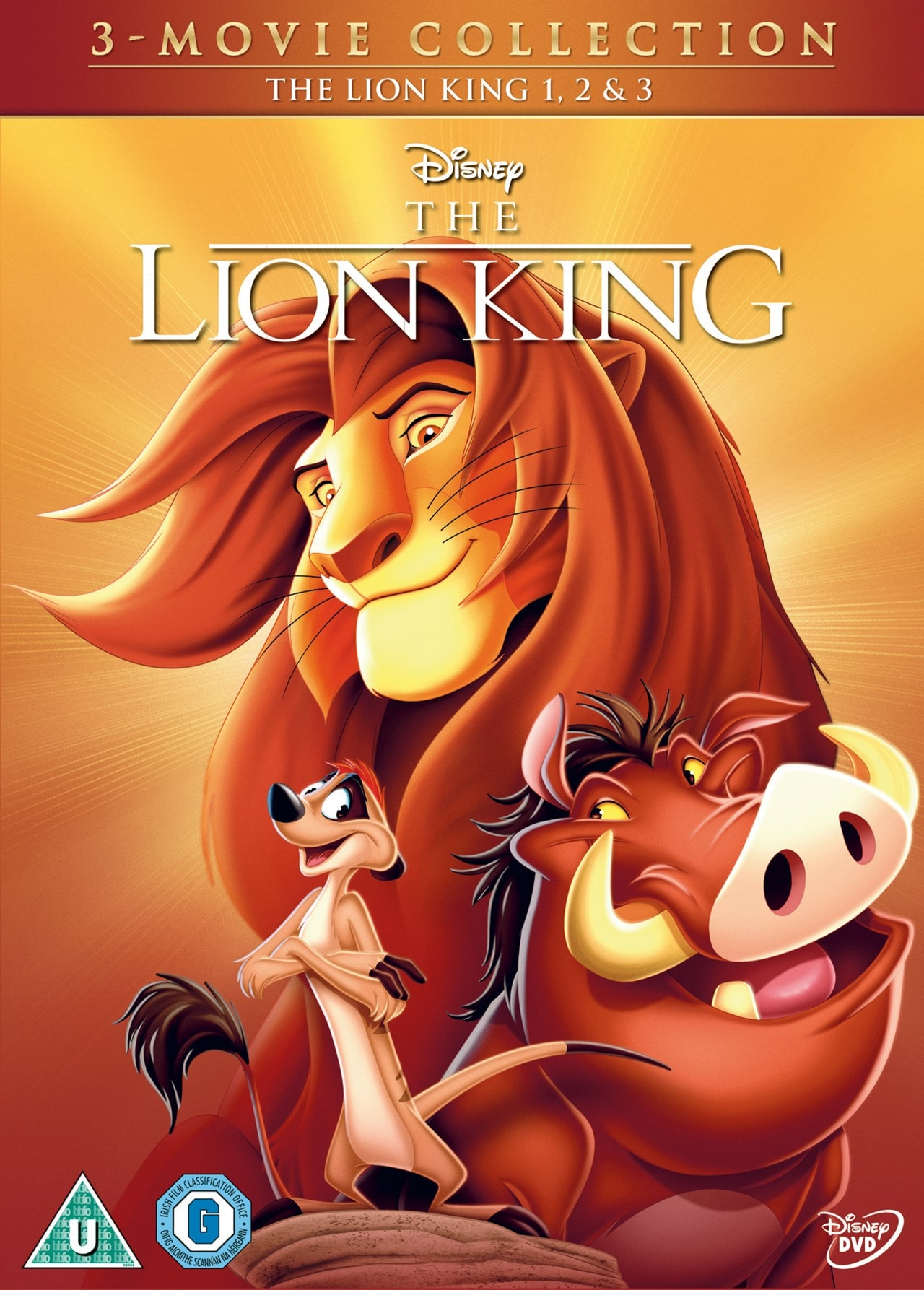 The Lion King Trilogy - 1