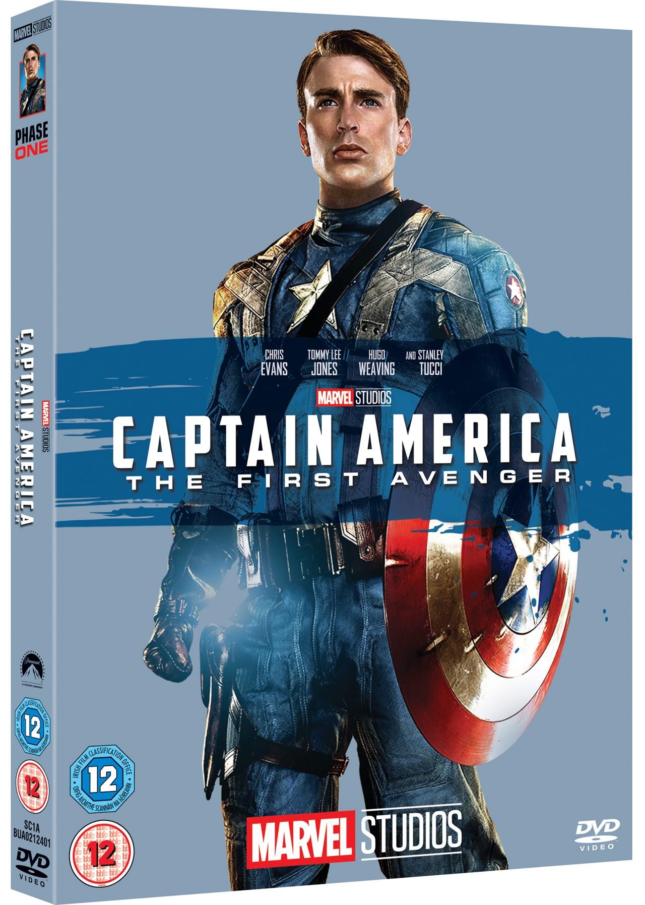 Captain America: The First Avenger - 2
