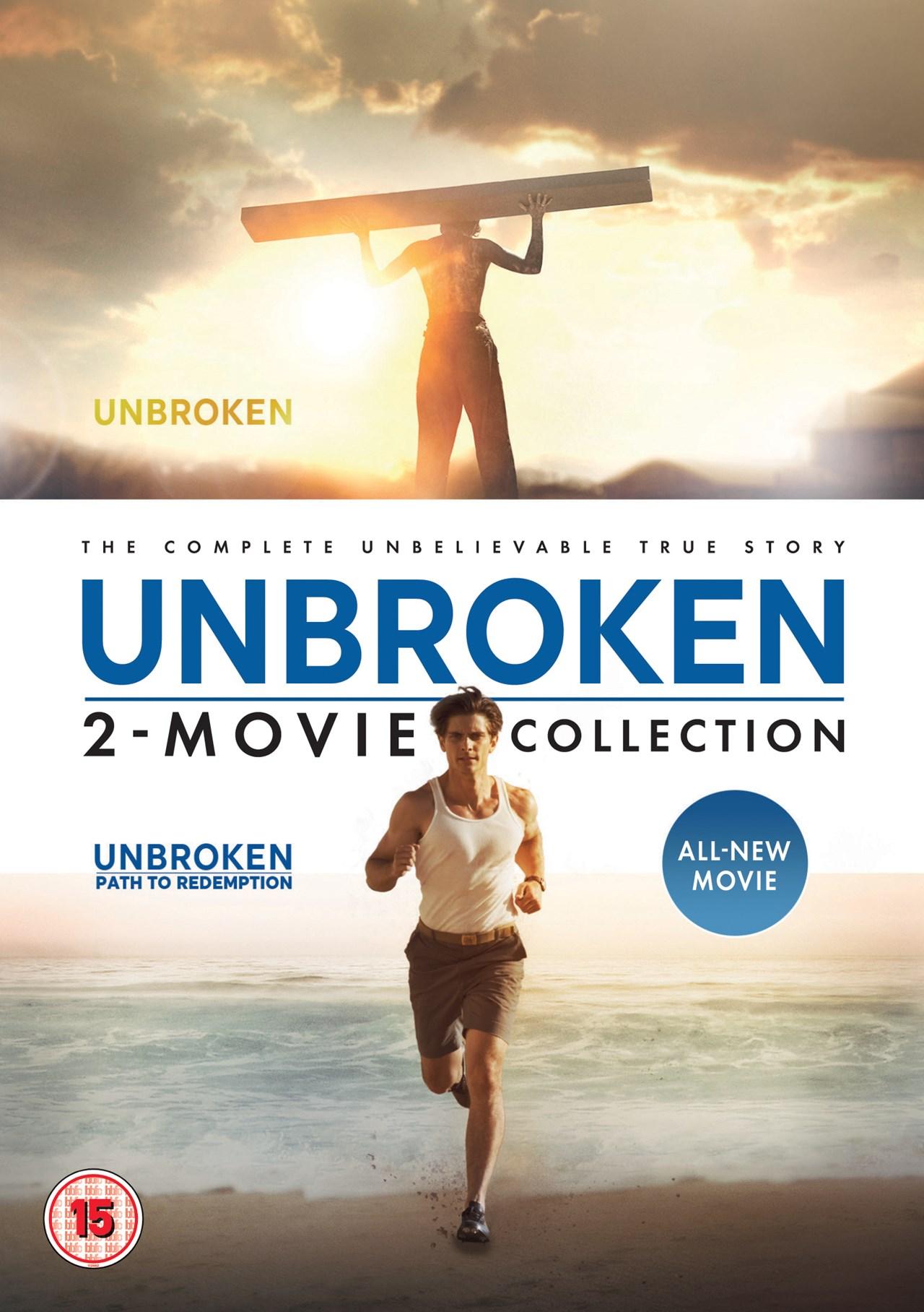 Unbroken/Unbroken - Path to Redemption - 1