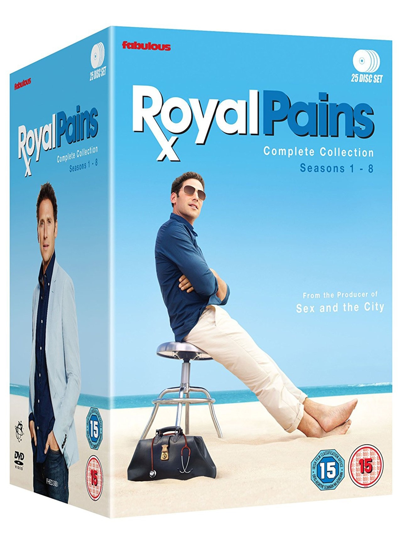Royal Pains: The Complete Collection - 2