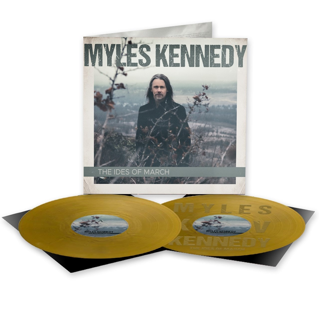 The Ides of March (hmv Exclusive) Gold Vinyl - 1