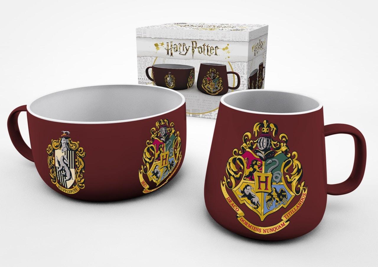 Harry Potter (Crests) Breakfast Set - 1
