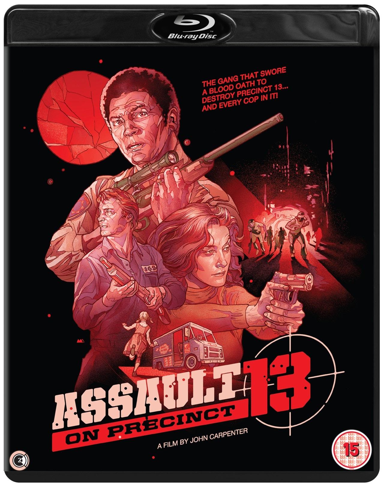 Assault On Precinct 13 - 1