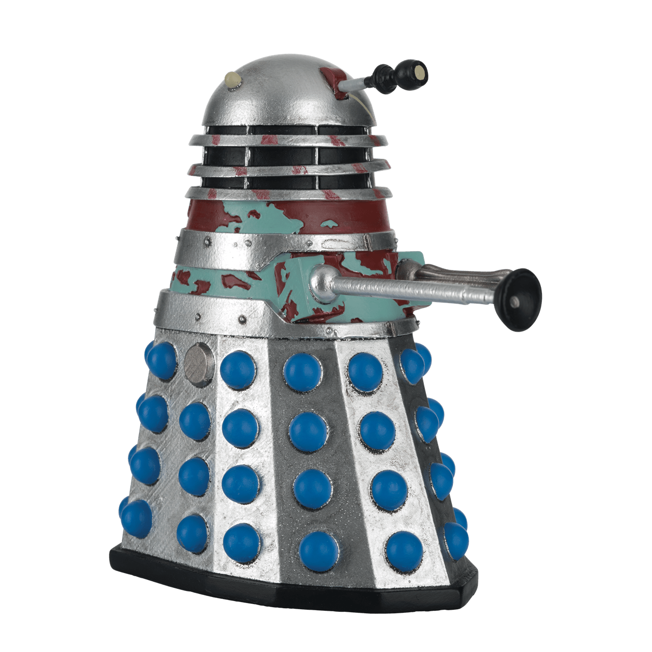 Doctor Who: Dalek Executioner and Dalek Strategist Figurine Set: Hero Collector - 4