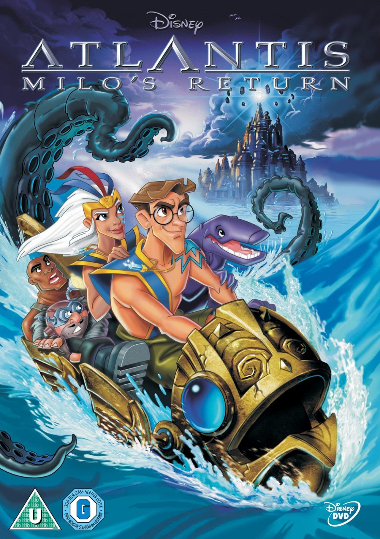 Atlantis 2 - Milo's Return - 1