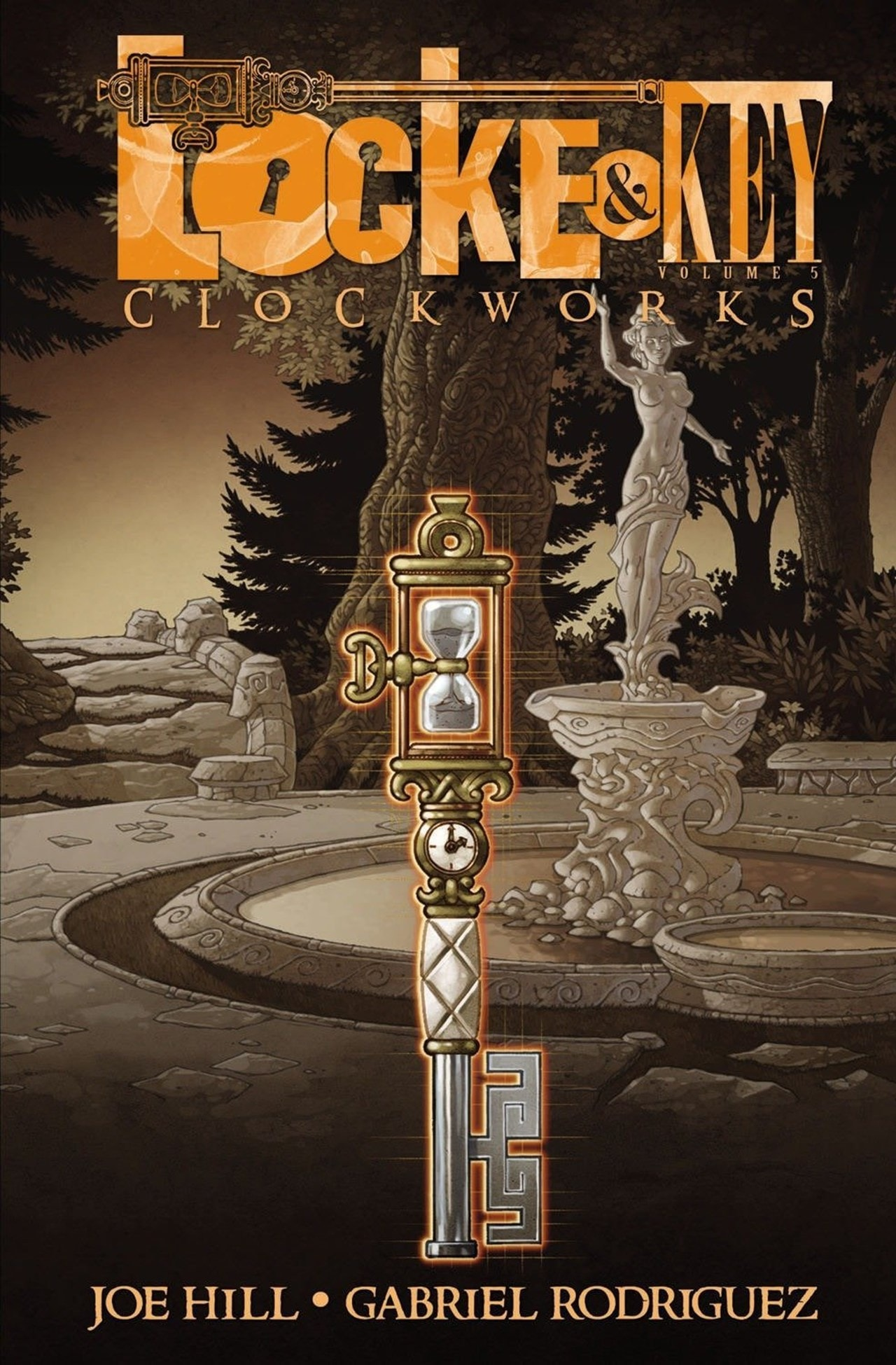 Locke & Key Vol 5: Clockworks - 1
