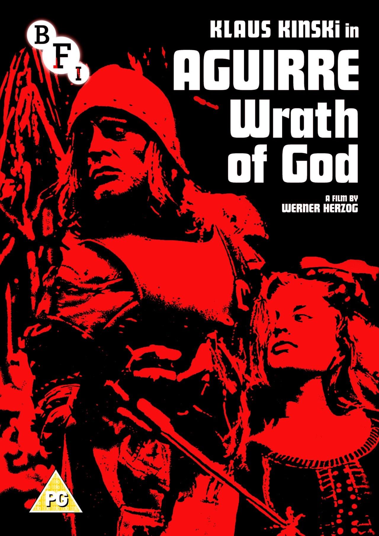 Aguirre, Wrath of God - 1