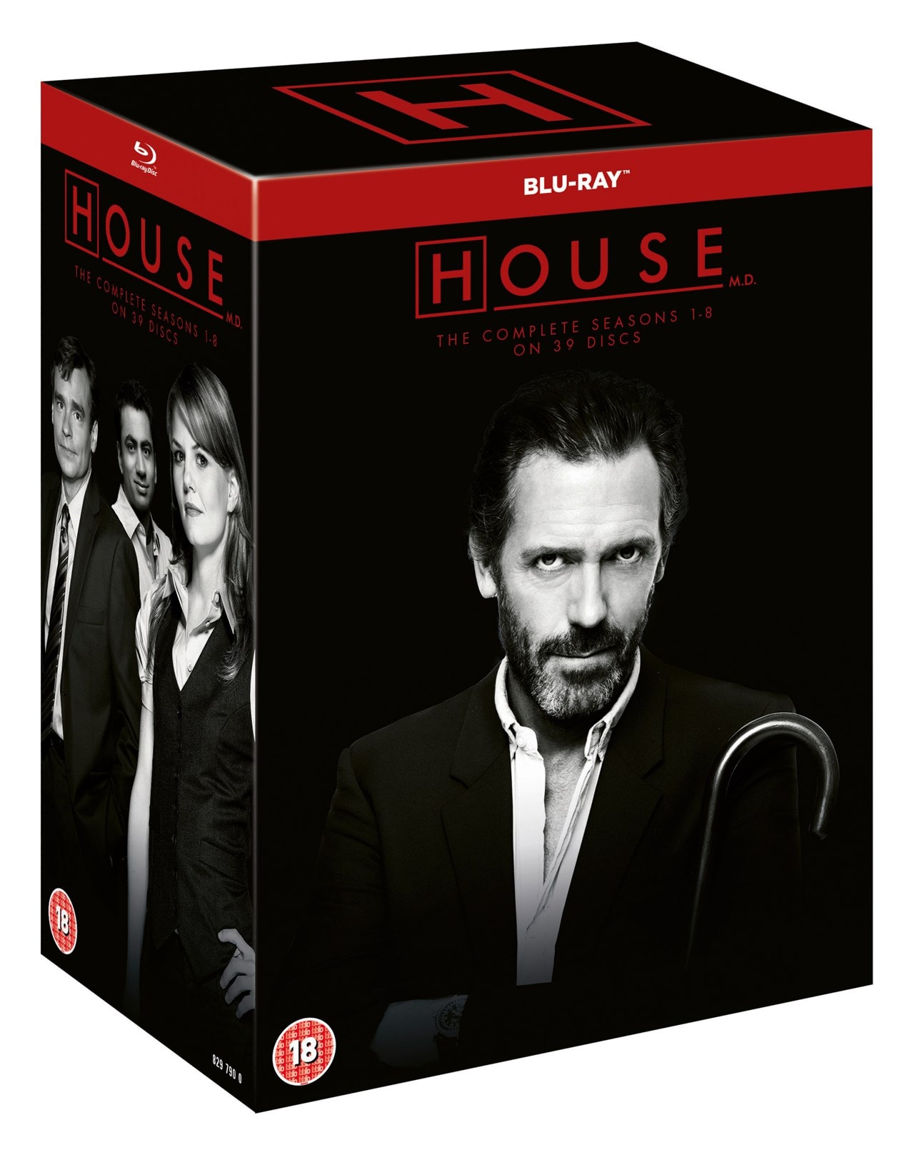 House: The Complete Seasons 1-8 - 2