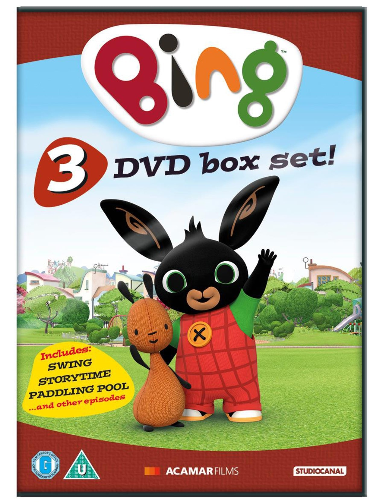 Bing: 1-3 Collection - 1