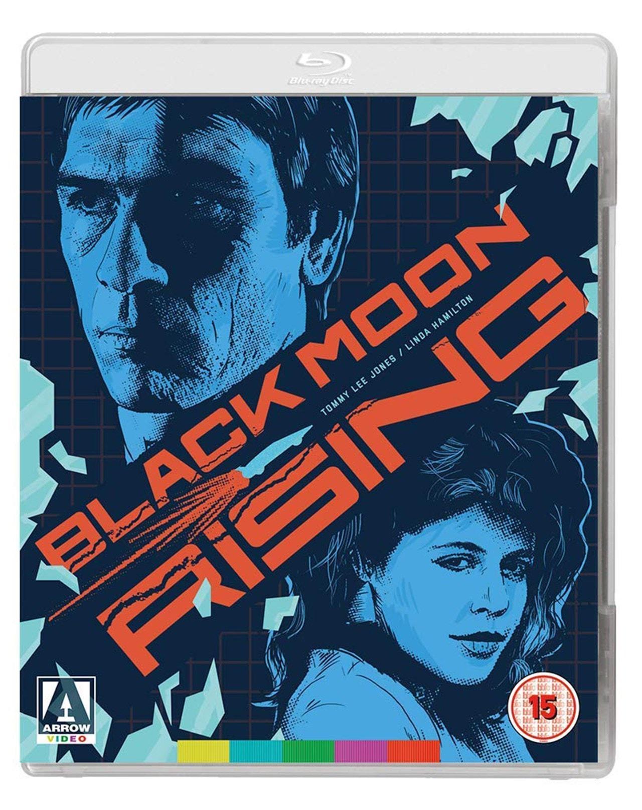 Black Moon Rising - 1