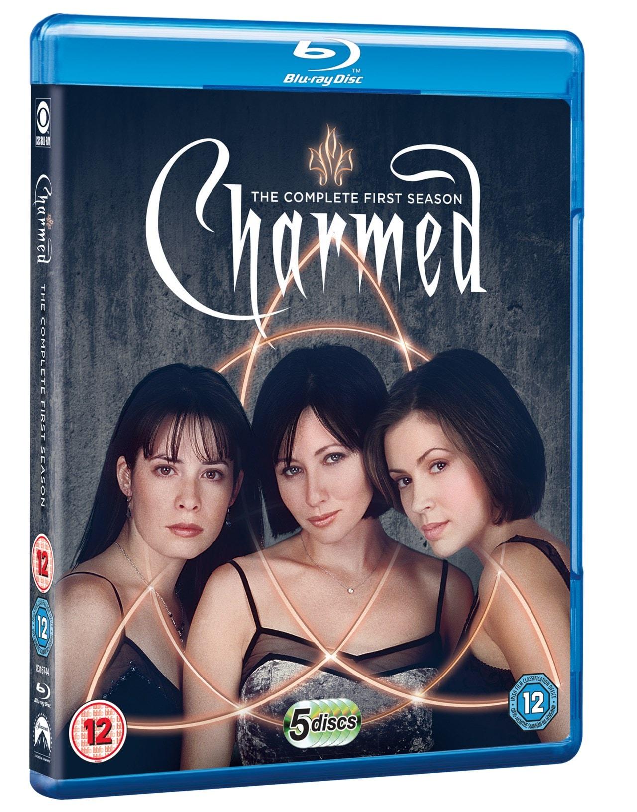 Charmed: Season 1 - 3