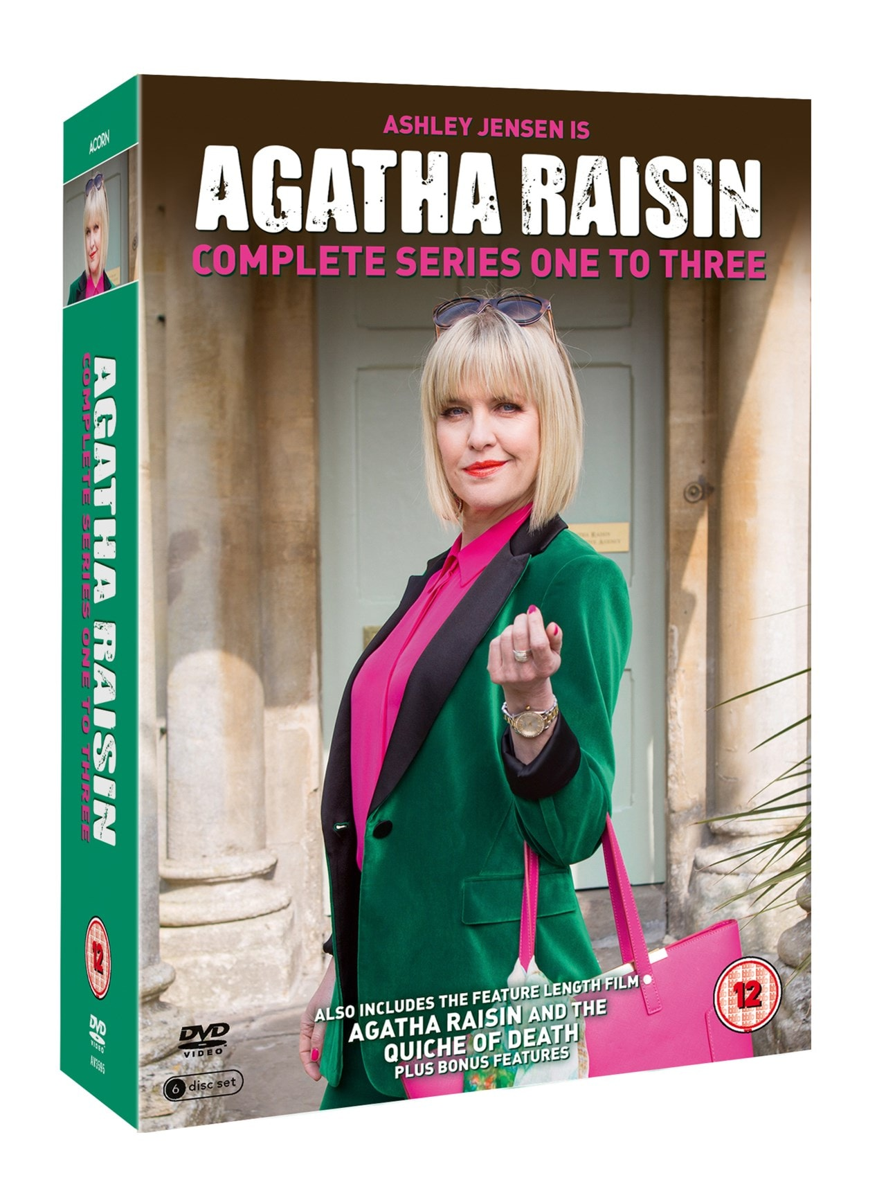 Agatha Raisin: Series 1-3 - 2