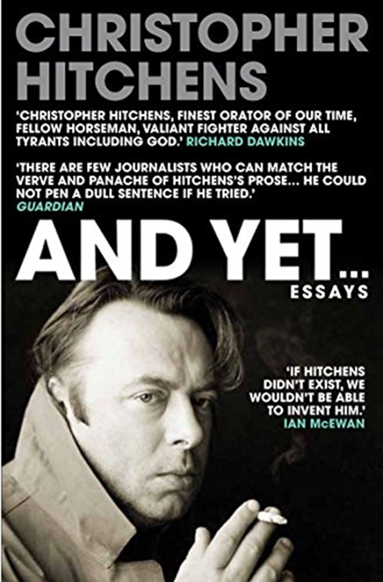 And Yet.: Essays - 1
