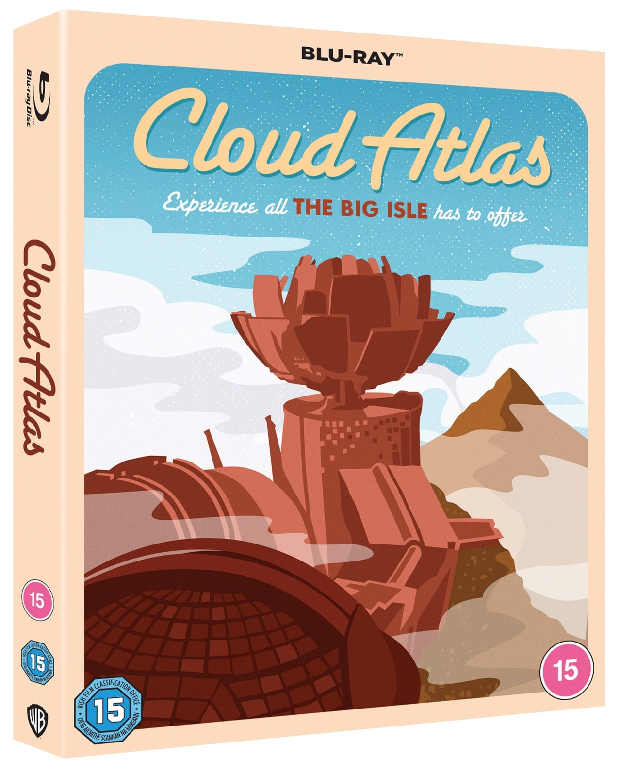 Cloud Atlas - Travel Poster Edition - 3