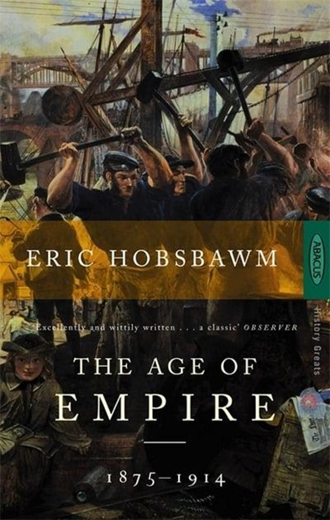 The Age of Empire 1875-1914 - 1