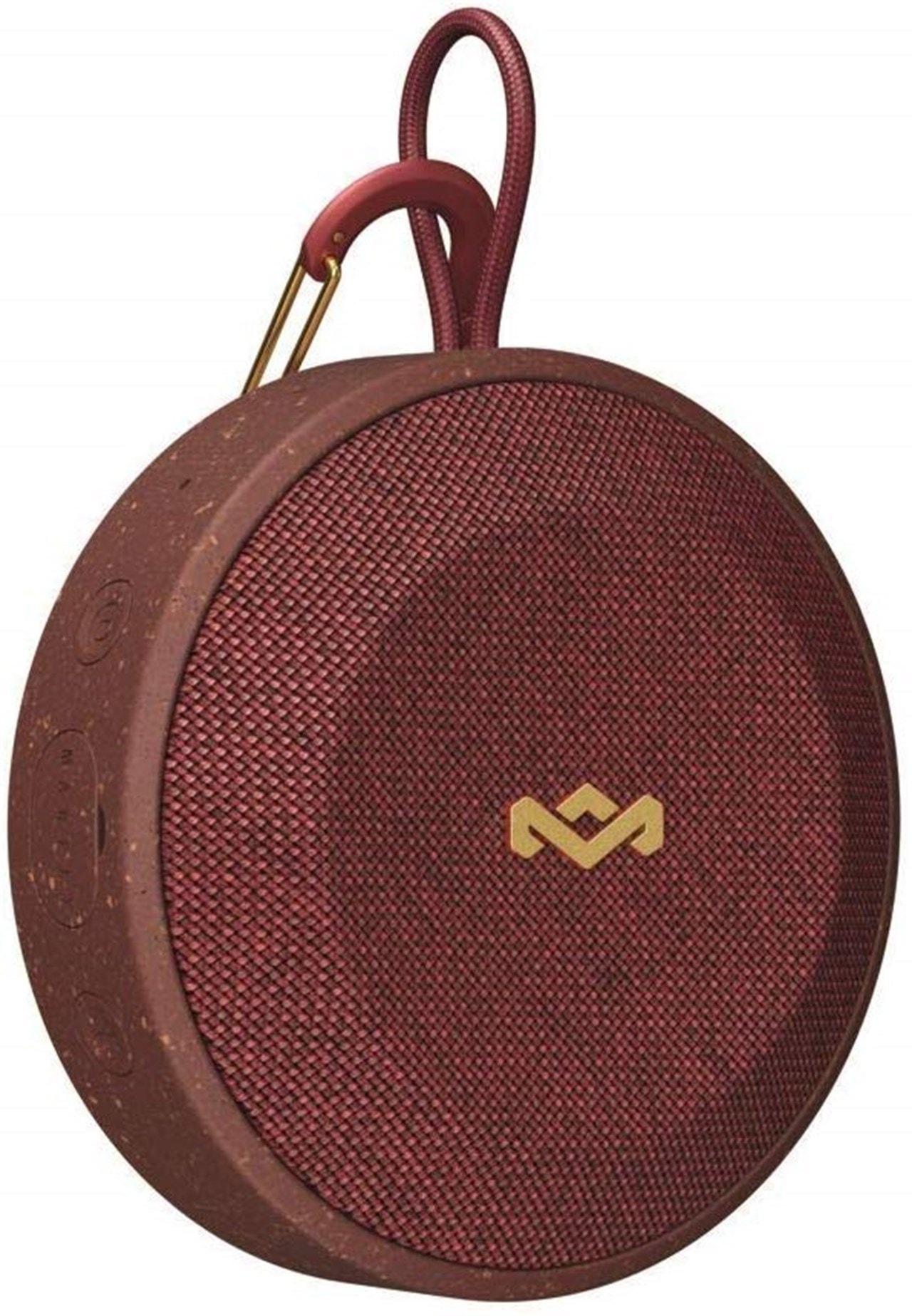 House Of Marley No Bounds Red Bluetooth Speaker - 1