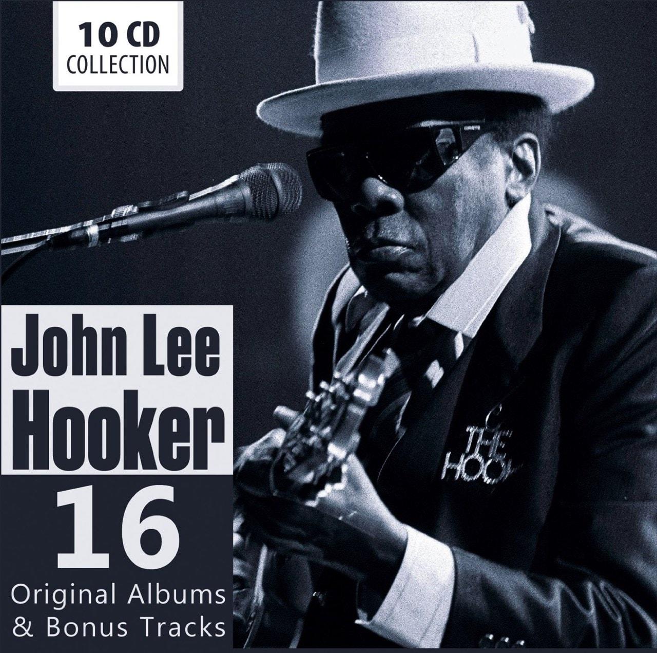 16 Original Albums & Bonus Tracks - 1