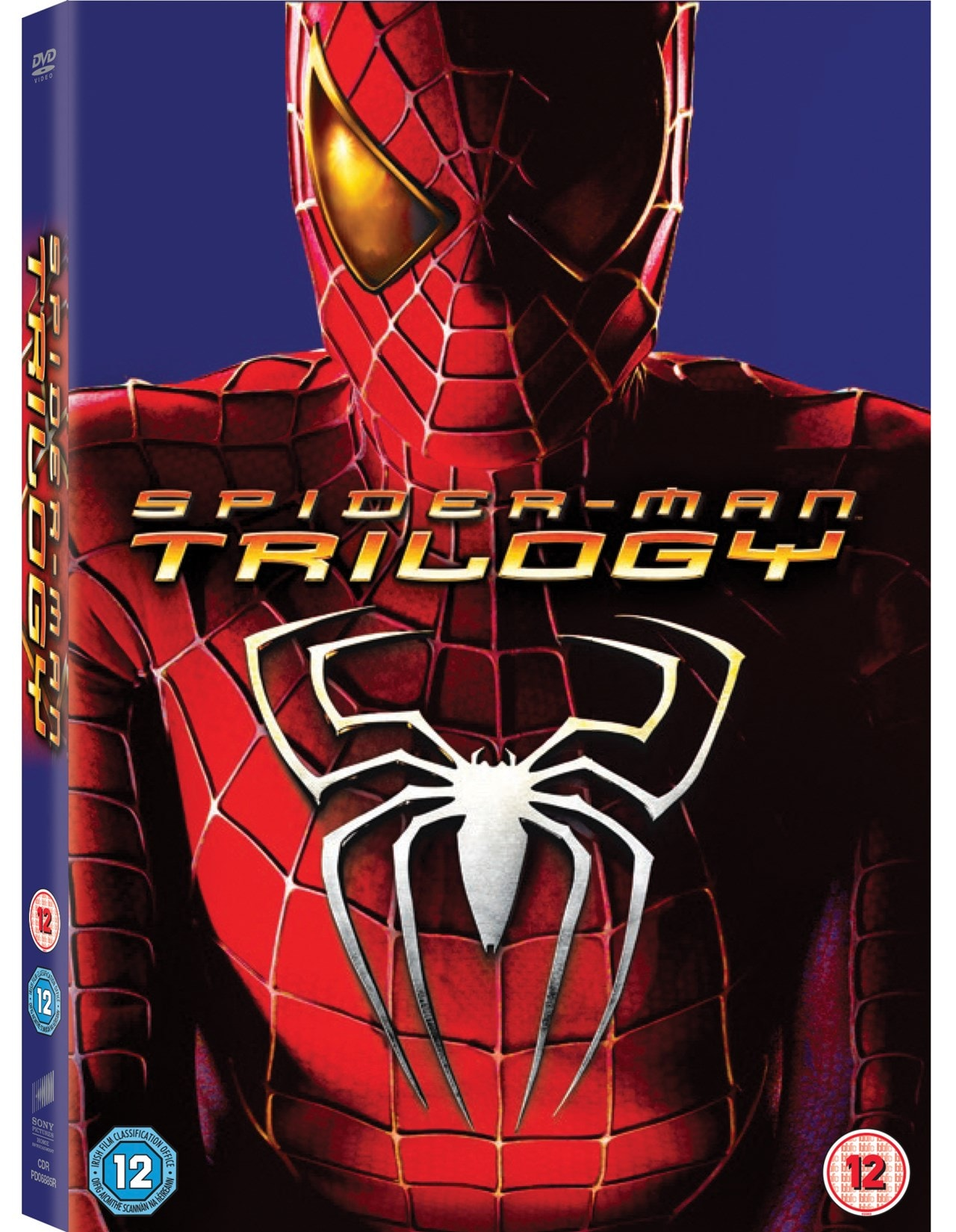 Spider-Man Trilogy - 1