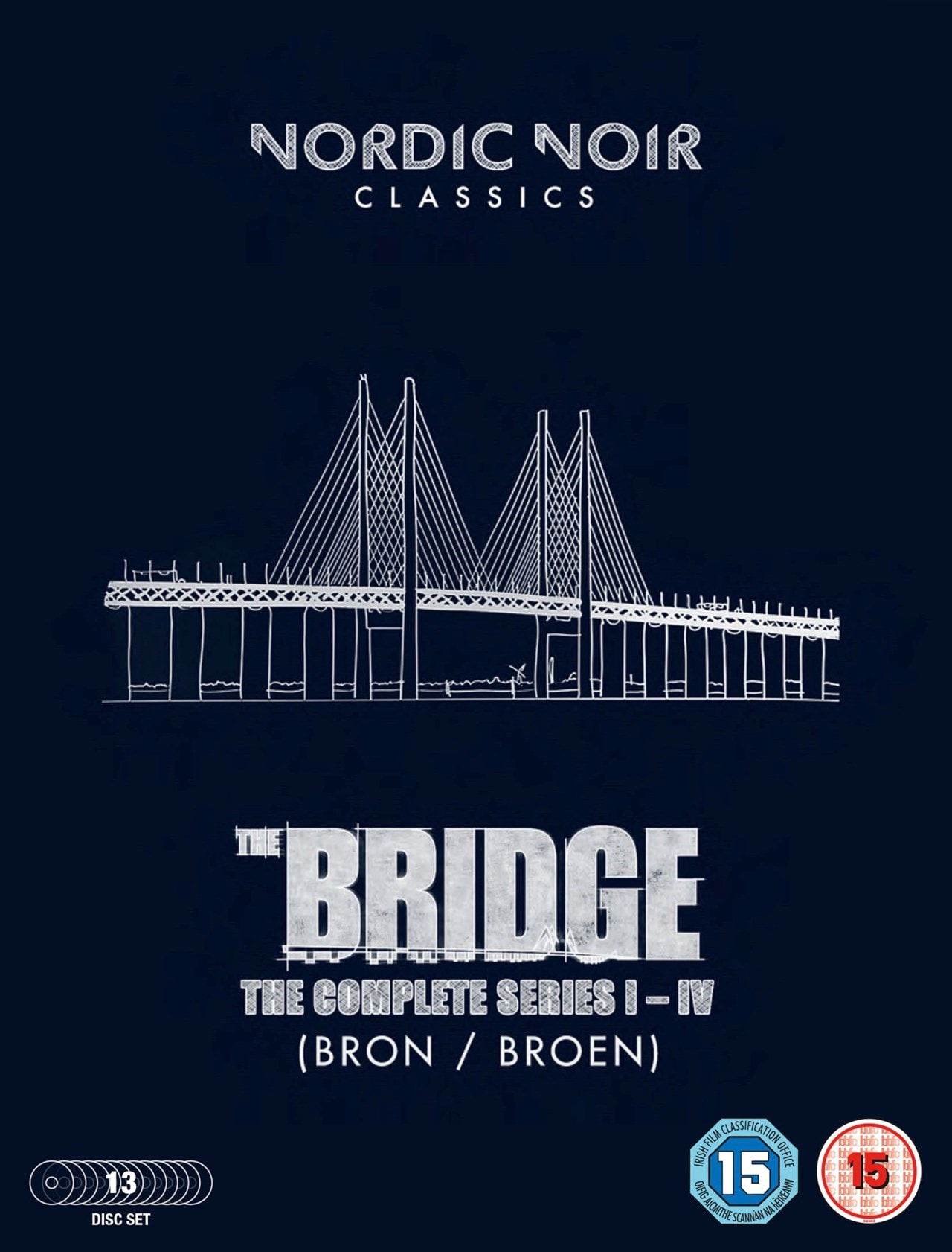 The Bridge: The Complete Series I-IV - 1