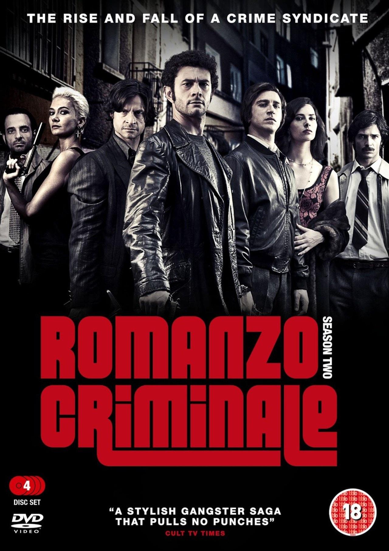 Romanzo Criminale: Season 2 - 1
