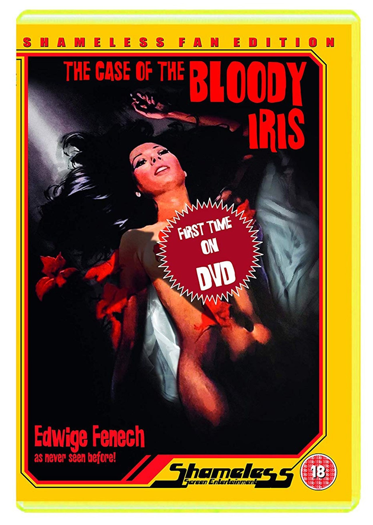 The Case of the Bloody Iris - 1