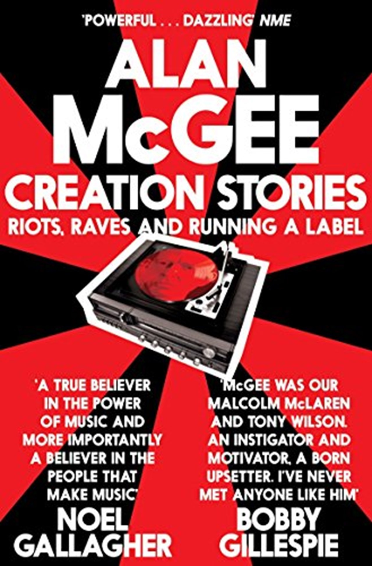 Creation Stories: Riots, Raves and Running a Label - 1