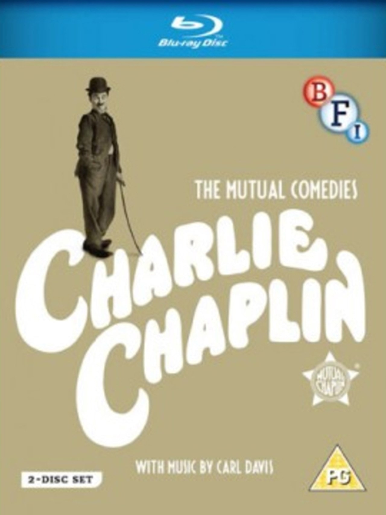 Charlie Chaplin: The Mutual Comedies - 1