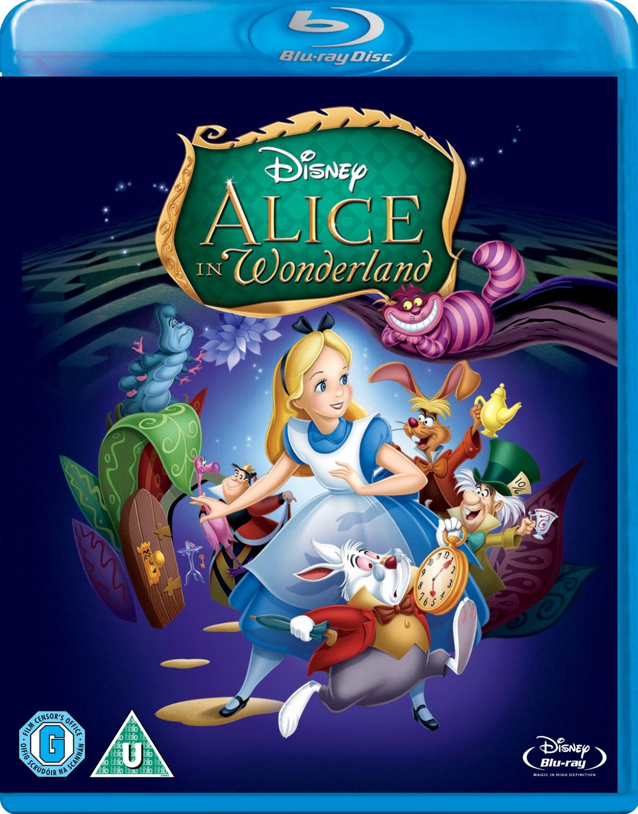 Alice in Wonderland (Disney) - 3