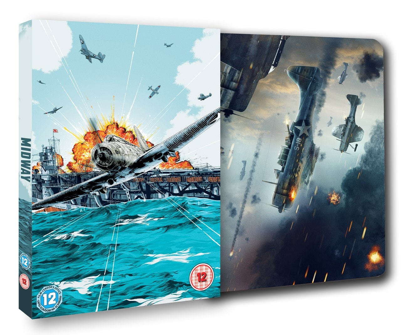 Midway 4K Ultra HD Limited Edition Steelbook - 1