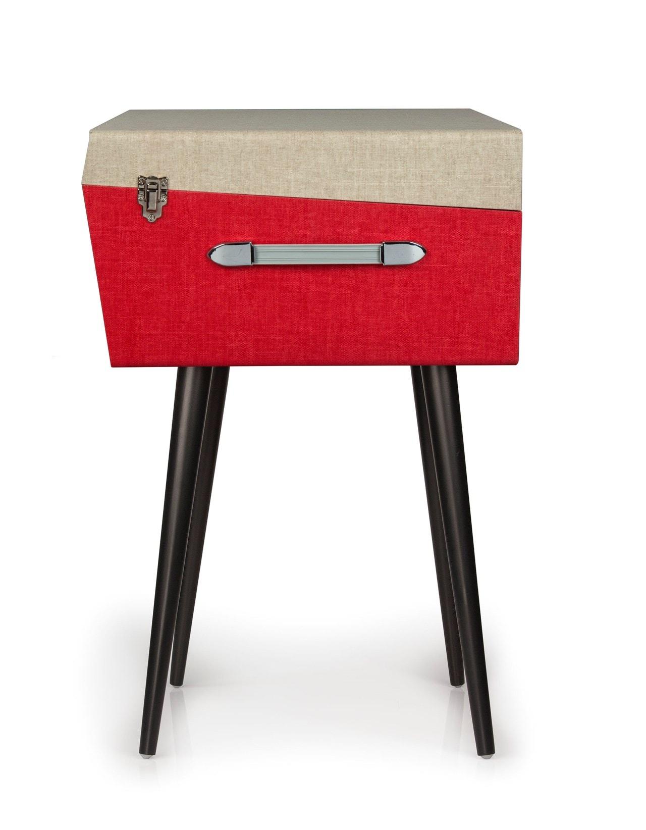 Crosley Bermuda Red Turntable - 5